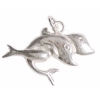 SS.925 Pendants Dolphins